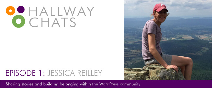 Hallway Chats: Episode 1 - Jessica Reilley