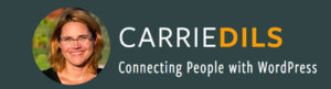 Carrie Dils Logo