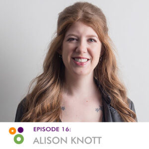 Hallway Chats: Episode 16 - Alison Knott