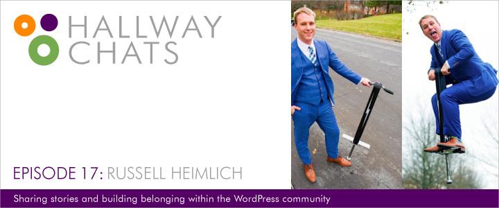 Hallway Chats: Episode 17 - Russell Heimlich