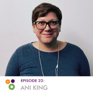 Hallway Chats: Episode 22 - Ani King