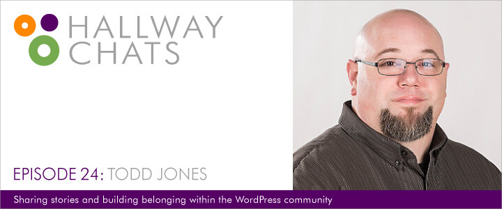 Hallway Chats: Episode 24 - Todd Jones