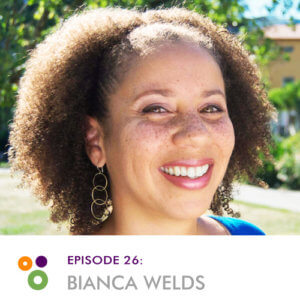 Hallway Chats: Episode 26 - Bianca Welds