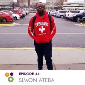 Episode 44: Simon Ateba