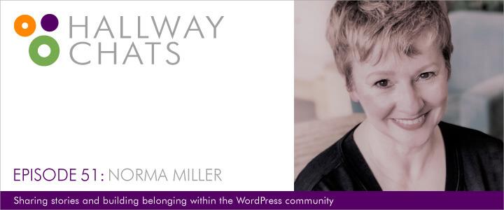Hallway Chats: Episode 51 - Norma Miller