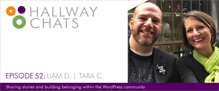 Hallway Chats: Episode 52 - Liam Dempsey & Tara Claeys