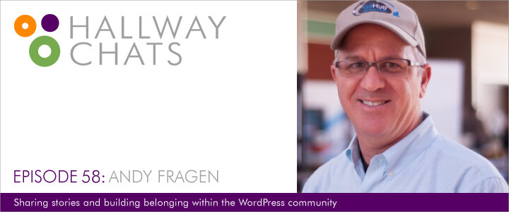 Hallway Chats: Episode 58 - Andy Fragen