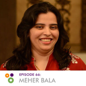 Hallway Chats: Episode 66 - Meher Bala