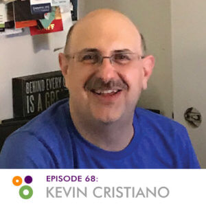Hallway Chats: Episode 68 - Kevin Cristiano