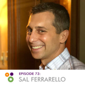 Hallway Chats: Episode 73 - Sal Ferrarello
