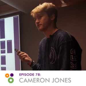 Hallway Chats: Episode 78 - Cameron Jones