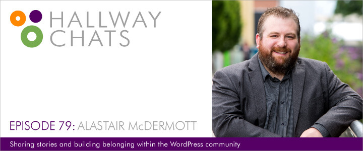 Hallway Chats: Episode 79 - Alastair McDermott