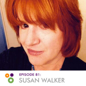 Hallway Chats: Episode 81 - Susan Walker