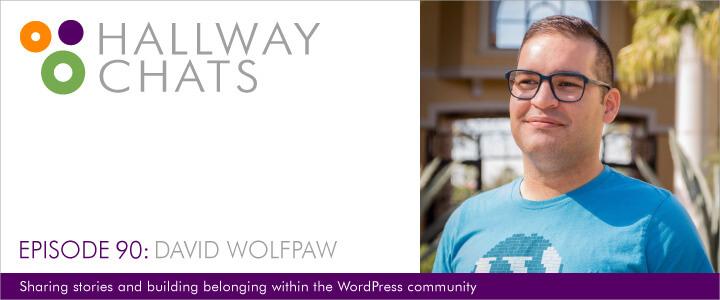 Hallway Chats: Episode 90 - David Wolfpaw