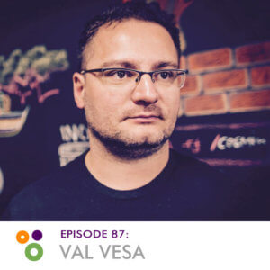 Hallway Chats: Episode 87 - Val Vesa