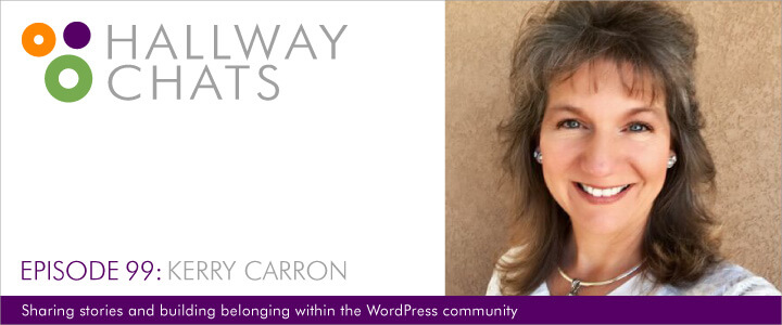 Hallway Chats: Episode 99 - Kerry Carron