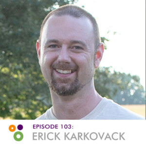 Hallway Chats: Episode 103 - Eric Karkovack