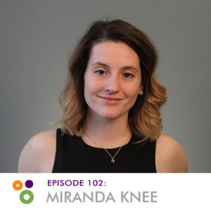 Hallway Chats: Episode 102 - Miranda Knee