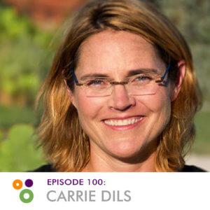 Hallway Chats: Episode 100 - Carrie Dils