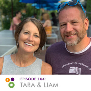 Hallway Chats: Episode 104 - Liam Dempsey and Tara Claeys