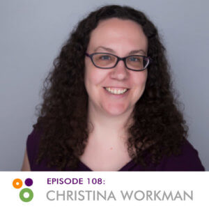 Hallway Chats: Episode 108 - Christina Workman