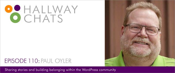 Hallway Chats: Episode 110 - Paul Oyler