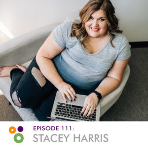 Hallway Chats: Episode 111 - Stacey Harris