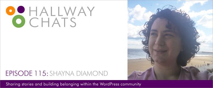Hallway Chats Guest Shayna Diamond