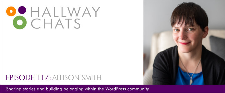 Hallway Chats Guest Allison Smith