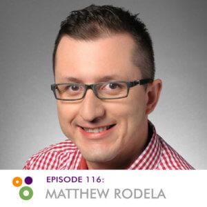 Hallway Chats Guest Matthew Rodela