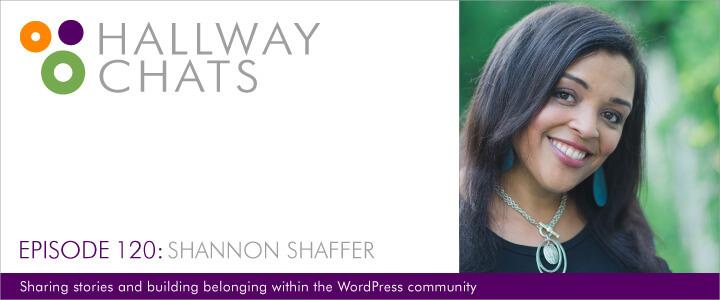 Hallway Chhats Episode 120: Shannon Shaffer