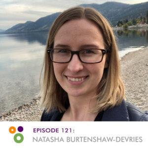 Hallway Chats Episode 121: Natasha Burtenshaw-deVries