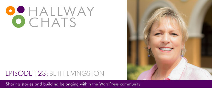 Hallway Chats Episode 123: Beth Livingston