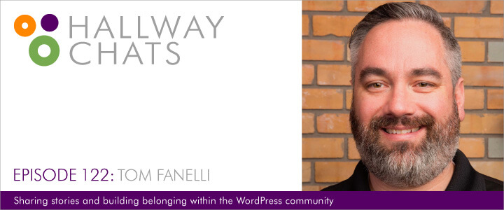 Hallway Chats Episode 122: Tom Fanelli