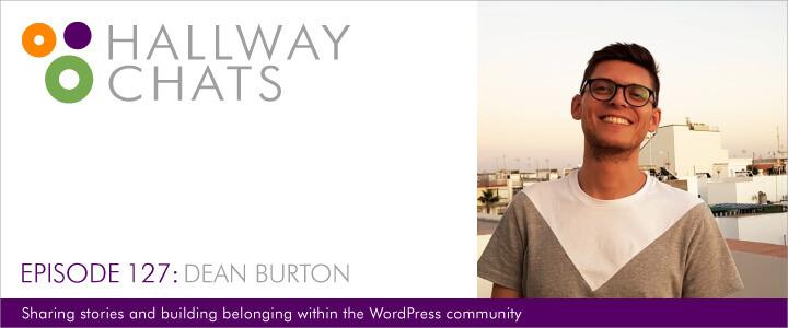 hallway-chats dean-burton