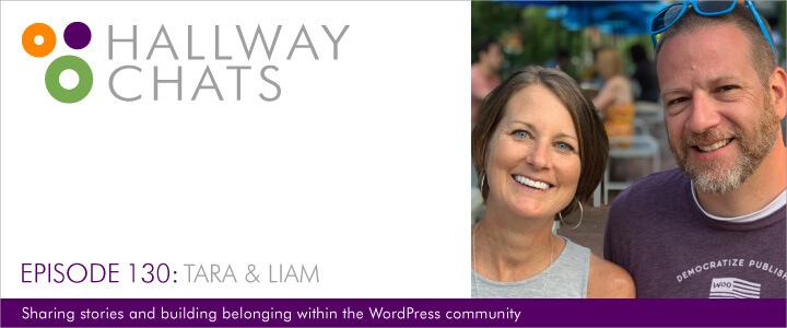 Hallway Chats Episode 130 Tara Claeys & Liam Dempsey