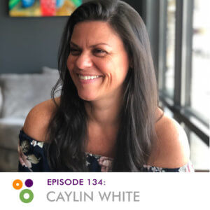 Hallway Chats Episode 134 Caylin White