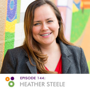 Hallway Chats Episode 144 - Heather Steele